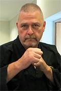 Gary Stringer Soke portrait