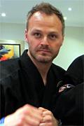 Kevin Stringer 7th Dan